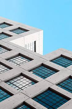 Modern Building by Pavel Bendov