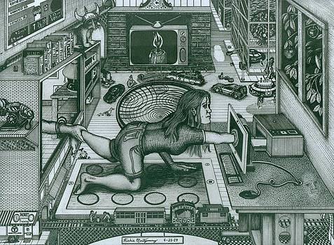 Modern Technology by Richie Montgomery