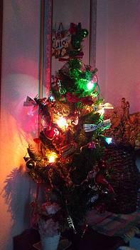 Modest Christmas by Yoshikazu Yamaguchi