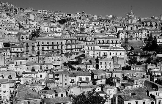 Modica - Sicily by Sorin Ghencea