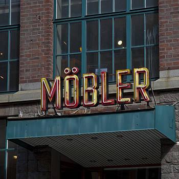 Moebler by John Magnet Bell