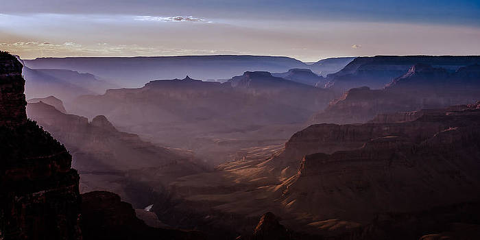 John McArthur - Mojave Point
