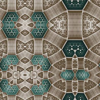 Molecular Bonding by Ross Hilbert
