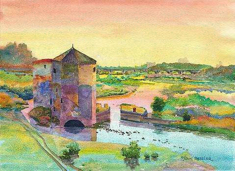 Molino Morisco by John Ressler