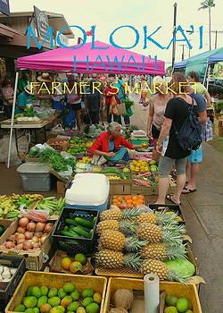 James Temple - Molokai Farmers Market