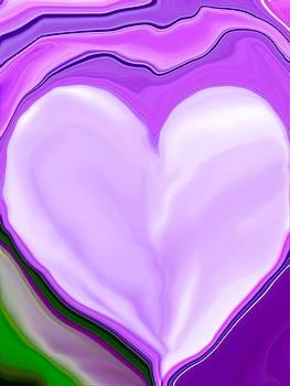 Molten Heart13 by Linnea Tober