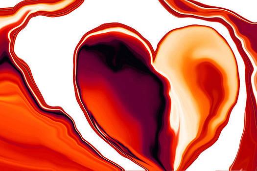 Molten Heart7 by Linnea Tober