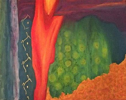 Molten Verdure by Gail Stivers