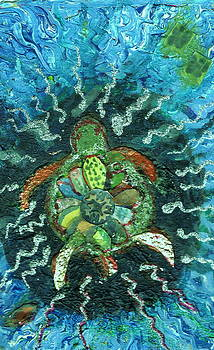 Anne-Elizabeth Whiteway - Mom There is a Turtle in the Swimming Pool