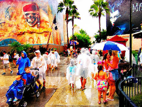 Moments at Universal Studios by Saibal Ghosh