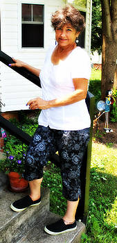 Rebecca Frank - Mommy