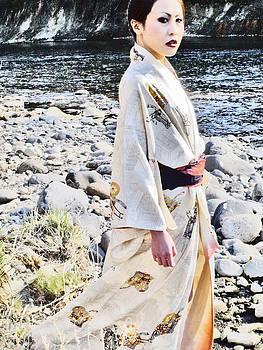 Momo in Sendai 1 by King Wells