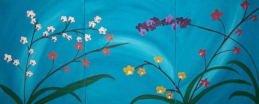 Mom's Garden by Kate McTavish