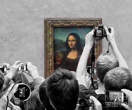 Mona Smiles by Jennie Breeze