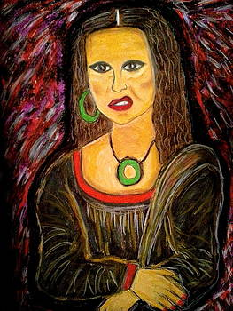 Mona Diva by Chrissy  Pena