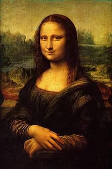 Mona Lisa/Da Vinci by Nikola Peranovic