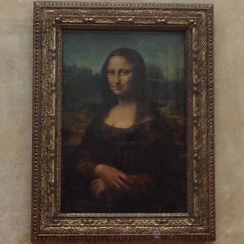 Mona Lisa by Dan Mason