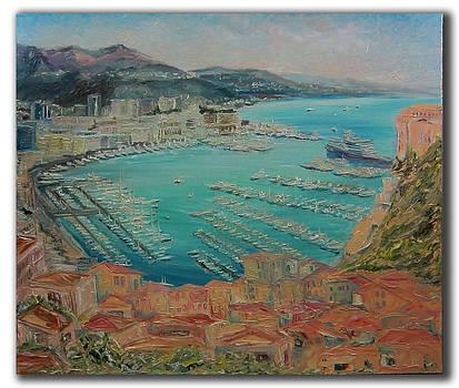 Monaco by Alexander Bukhanov