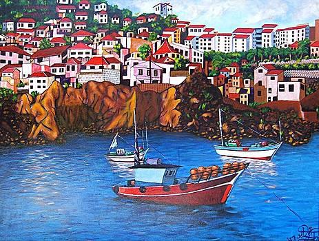 Monaco by Annette Jimerson