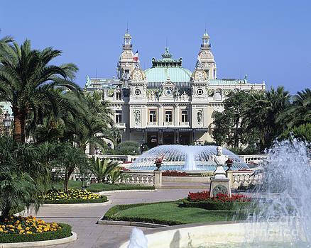 Monaco Casino by Derek Croucher