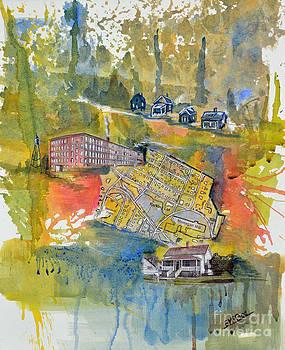 Monaghan Village by Edith Hardaway