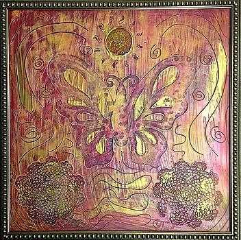 Monarch Butterfly By Alfredo Garcia by Alfredo Garcia