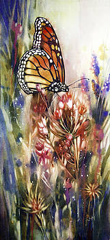 Monarch by Judith Hallbeck Meyeraan