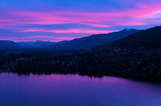 Monashee Rise by Rod Sterling