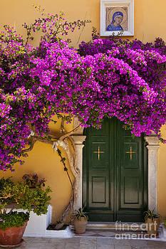 Brian Jannsen - Monastery Door