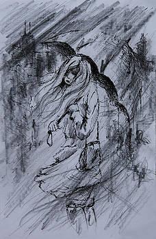 Monday Morning Rain by Rachel Christine Nowicki