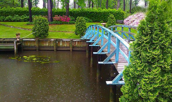 Monet Bridge by Seay Harshaw Delgado