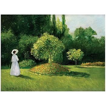 Monet Reprint by J Nance