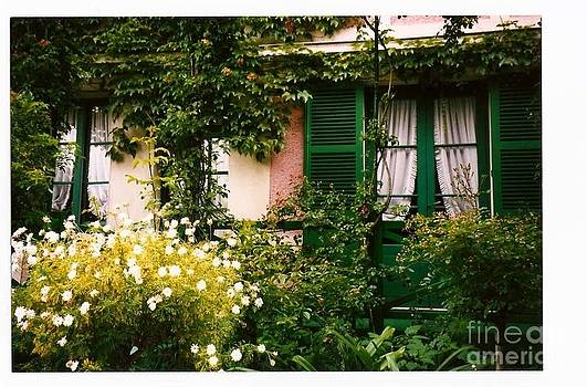 Monet's House Giverny by Janet Herbert