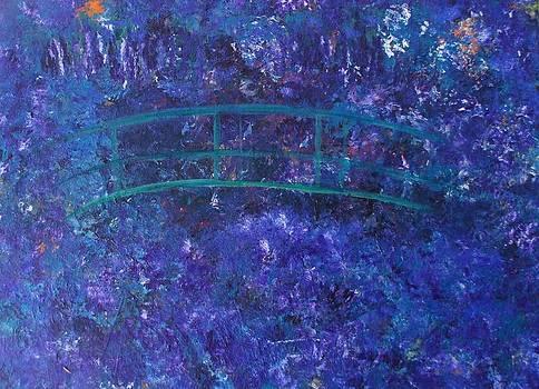 Monet's Place by Kristine Bogdanovich