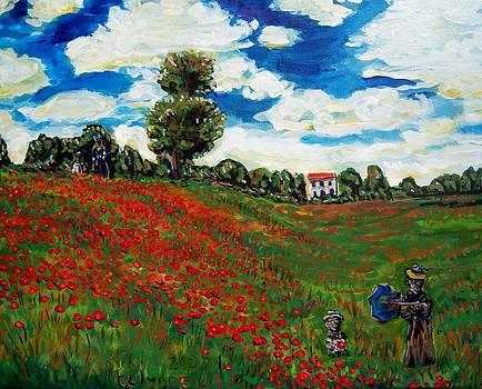 Mitchell McClenney - Monet