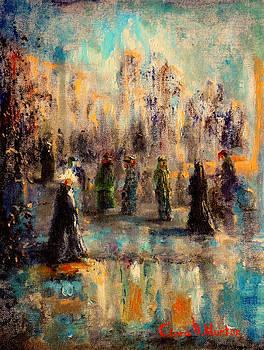 Monk by Clara H Marton