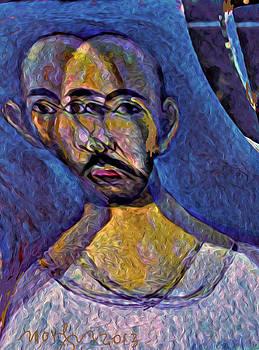Monk by Noredin Morgan