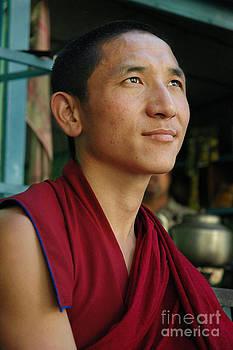 Monk by Tina Osterhoudt