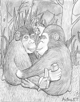 Monkey Love by Gerald Griffin