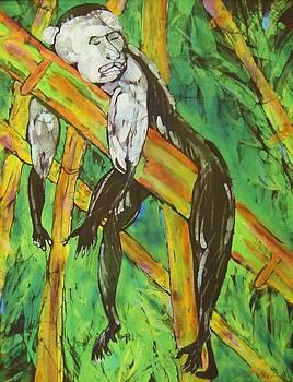 Monkey Nap by Kay Shaffer