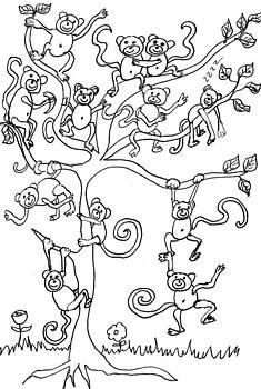 Cherie Sexsmith - Monkey Tree