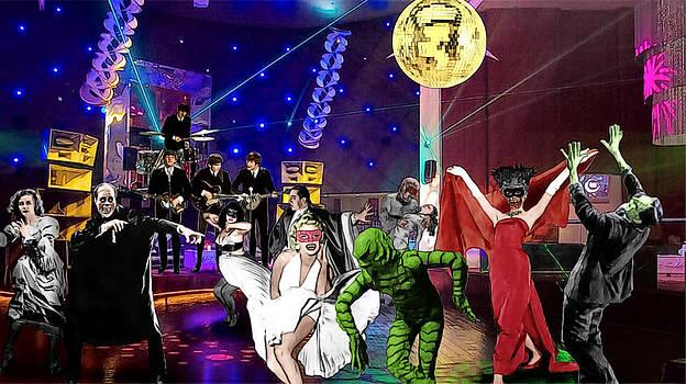 Monster Party by Jack Joya