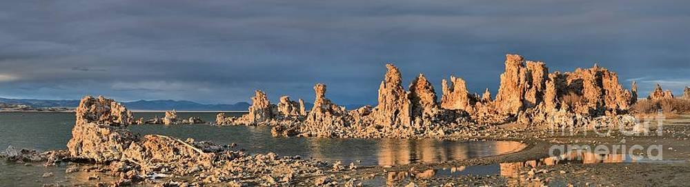 Adam Jewell - Mono Lake Medium Afternoon Panorama