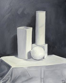Monochromatic Still Life by Bryan Ory