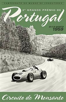 Georgia Fowler - Monsanto Portugal Grand Prix 1959