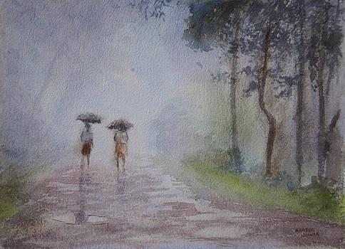 Monsoon by Ramesh Jhawar