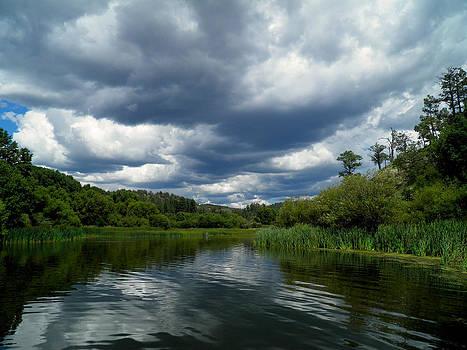 Monsoon Sky by Feva  Fotos