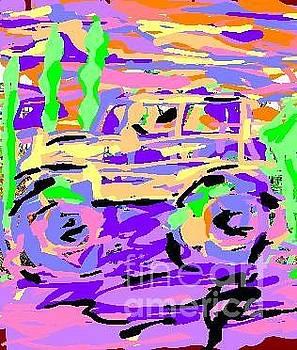 James Eye - Monster Jeep