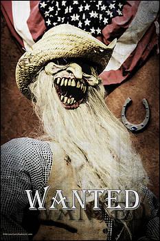 LeeAnn McLaneGoetz McLaneGoetzStudioLLCcom - Monster Wanted Dead of Alive