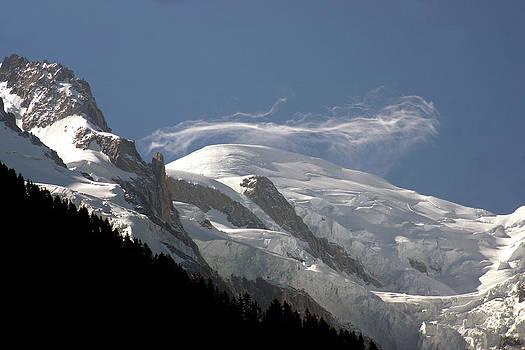 Mont Blanc by Erik Tanghe